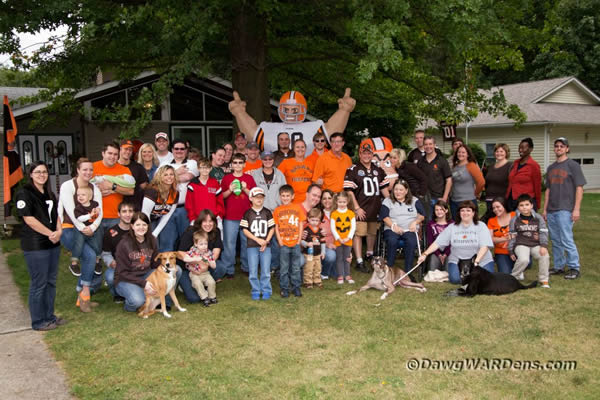 10th Annual Dawg WARDens Party!!!